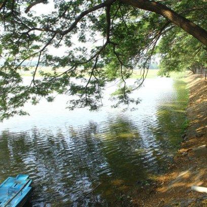 Velrampet Lake - Now